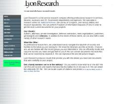 lyonresearch.com