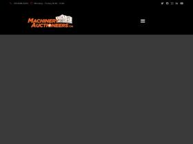 machineryauctioneers.com