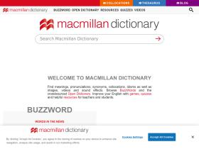 macmillandictionary.com