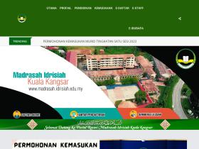 madrasah.idrisiah.edu.my