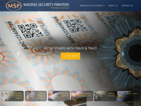 madrassecurityprinters.com