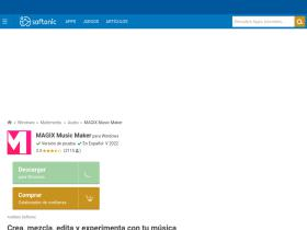 magix-music-maker.softonic.com