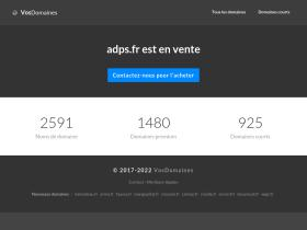 mailhost.adps.fr
