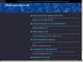 makeupstop.co.uk