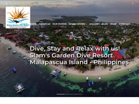 malapascua-beach-resort.com