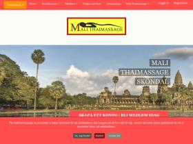 mali thai massage tantrisk massage göteborg