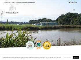 manorwoodcaravans.co.uk