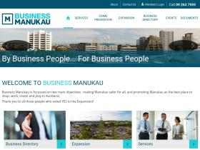 manukaucentralbusiness.co.nz