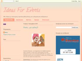 mariasideas-events.blogspot.com