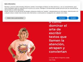 marinaescribe.com