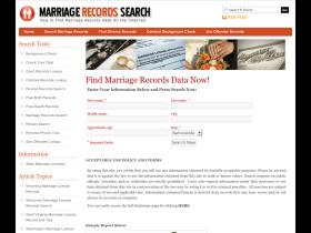 marriagelicensesearch.net