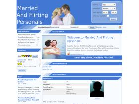 marriedandflirtingpersonals.com