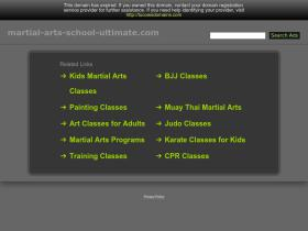martial-arts-school-ultimate.com