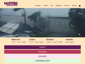 marxismconference.org