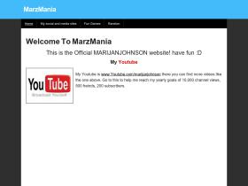 marzmania.weebly.com