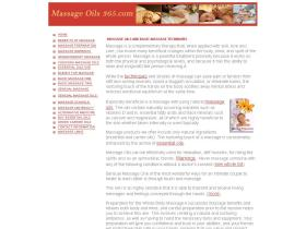 massageoils365.com