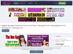 massageplanet.net