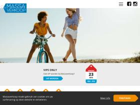 massaverkoop.be