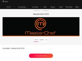 masterchef.programme-tv.net