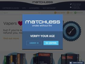 matchlessecig.co.uk