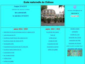 maternelle-chateau.fr
