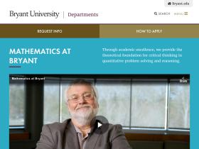 math.bryant.edu