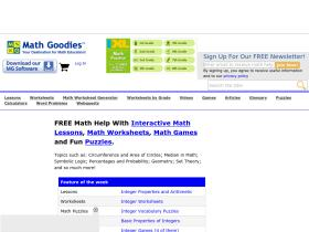 mathgoodies.com