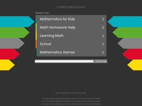 mathmatics.com
