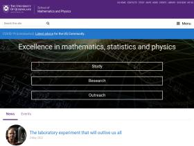 maths.uq.edu.au