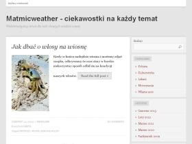 matmicweather.pl