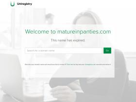 matureinpanties.com