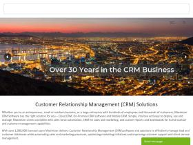 maximizercrm.co.za
