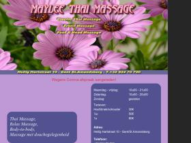 mayleethaimassage.be