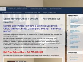 maylineofficefurniture.com