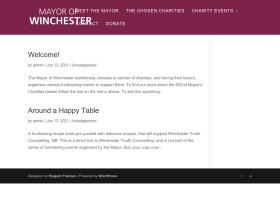 mayorofwinchesterscharities.co.uk