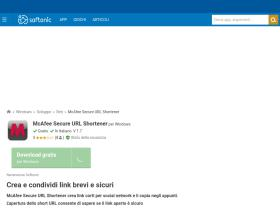 mcafee-secure-url-shortener.softonic.it