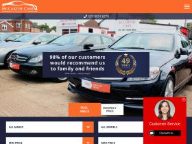 mccarthycars.co.uk