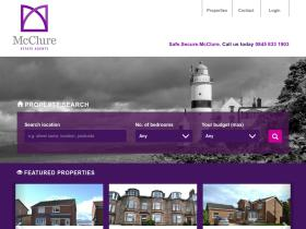 mcclure-estate-agents.co.uk
