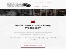mckenzieauction.com