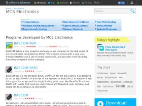 mcs-electronics.software.informer.com