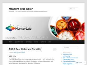 measuretruecolor.hunterlab.com