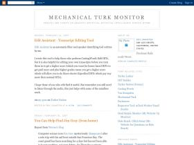 mechanical-turk.blogspot.com