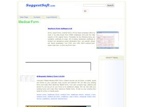 medical-form.suggestsoft.com