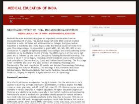 medicaleducationofindia.blogspot.com
