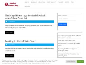 medicalstudentblog.co.uk