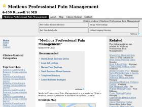medicus-professional-pain-management.manitoba.xcanada.ca
