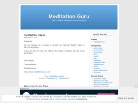 meditationguru.wordpress.com