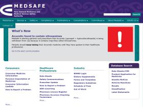 medsafe.govt.nz