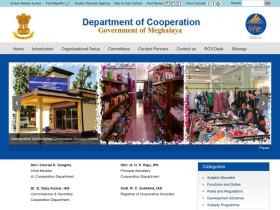 megcooperation.gov.in