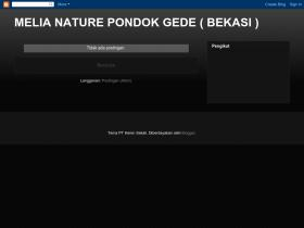 melianaturepondokgedebekasi.blogspot.com